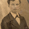 I don't know exactly who this is, but my guess is that it is my great-grandfather, Robert Rhodes VanHook. It was a photo in possession of my great-grandmother. The photo taken in 1876, when Robert would have been 20 years old, 2 years before he married Mary Abbie Prothro.