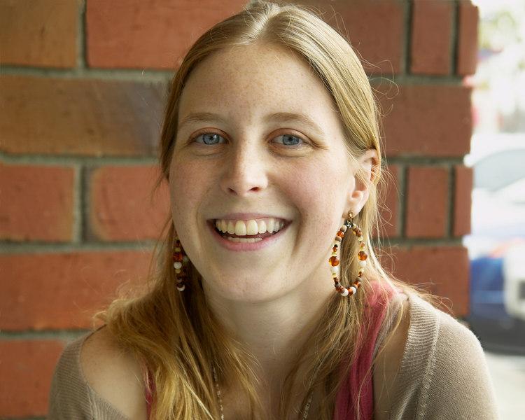 Hannah Baumhover on Feb 9th, 2006 in Fullerton, CA.