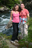 Donna D Perdue and Karen Rector along Coffee Pot Rapids of the Henrys Fork of the Snake River. 2006