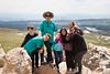 Grossman Family in Beartooth Pass