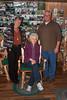 Karen and Gordon Glenn with Alice, Gordon's mother celebrating her 86th Birthday at RedRock RV Park in Island Park, Idaho. May 28, 2011.