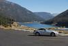 Steve Jay's Mercedes Convertible and Earthquake Lake