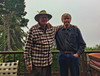 Newt and Doug Wenger