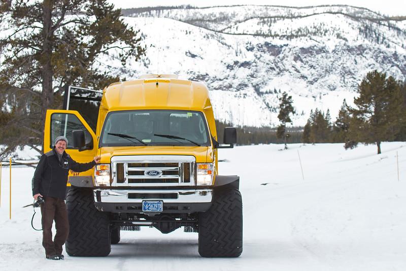 Jeff Carter in Yellowstone