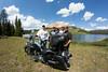 BM Dorp, Beartooth Lake, WY