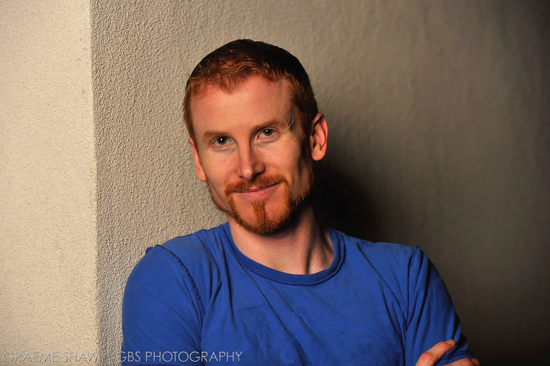 Philip Fletcher headshots