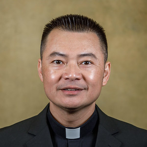 Reverend Tuan Anh Dinh (Andy) Mai