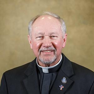 Reverend Gerald H  Dziedzic