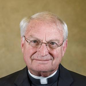 Reverend John W  McHugh
