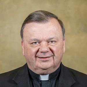 Reverend John P  Gwozdz