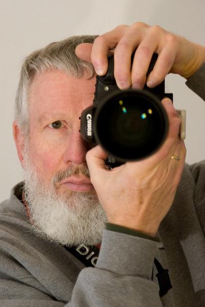 Cal Williams Self Portrait