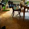 Chester's Kitchen: floor