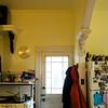 Chester's Kitchen: main door to garden