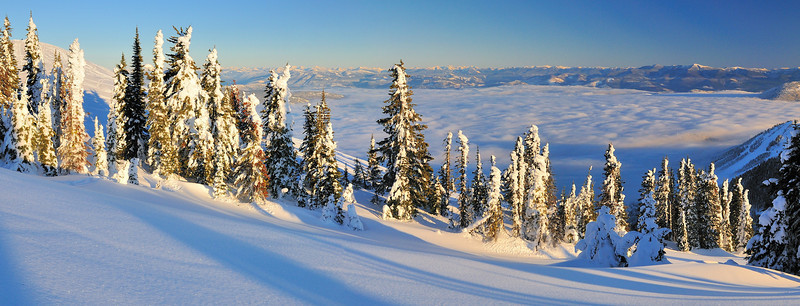 Grey Mountain, Red Mountain Resort, Rossland, BC
