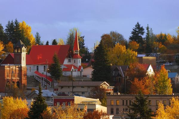 Rossland, BC