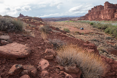 San Juan River, Mexican Hat, UT