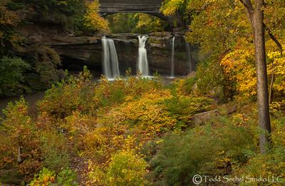 West Falls - Cascade Park - Elyria, Ohio