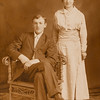 [Fay & Dora Baird Leatherwood 1915]