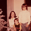 Christmas in Roseburg about 1973 or 1974.