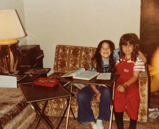 [Jenni + Dawn May 24, 1981]