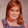 [Jenni Rains 1975] School picture, 5 years old.