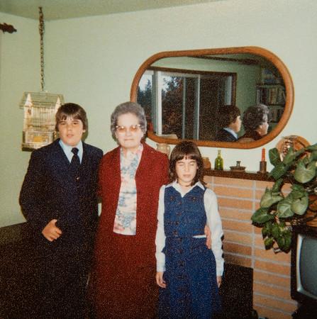 [Nov. 4, 1979 at Jan's house.]