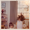 [Christmas Jennie + Greg 1974]