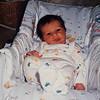 [Michael Andrew Rains 10 days old.]
