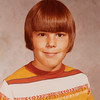 [Greg 1975] School picture, age 8.