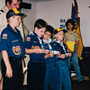 Cub Scout Pack Meeting Spring '99.