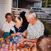 In Roseburg for Great Grandpa's 85th Birthday.