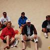 Greg, Great Grandma Reed, Jan, Great Grandpa Reed, Bob.