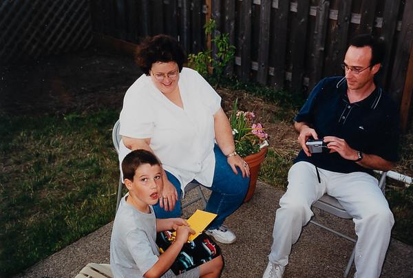 Michael, Aunt Maureen & Uncle Mike