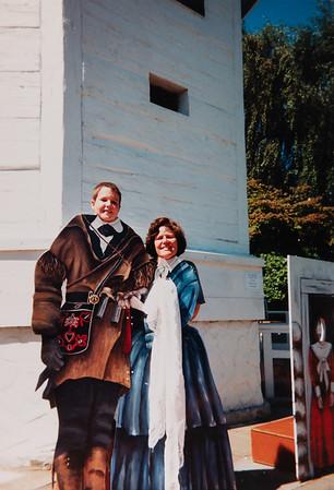 Michael & Mom in Nanaimo.