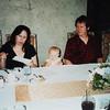 Nina, Amelia, Geoff