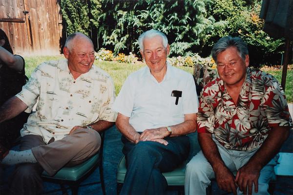 Steve, Don, Bob