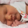 Rosalie at 3 days old.