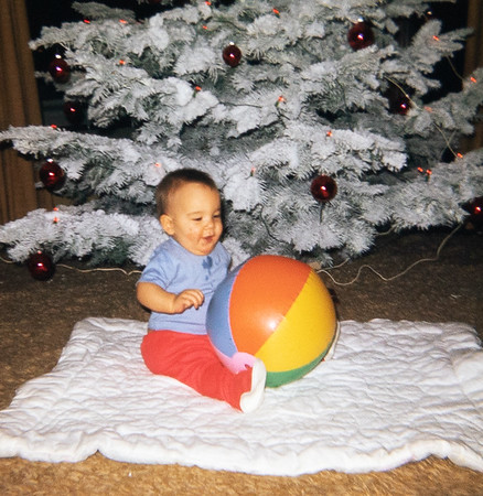 First Christmas.