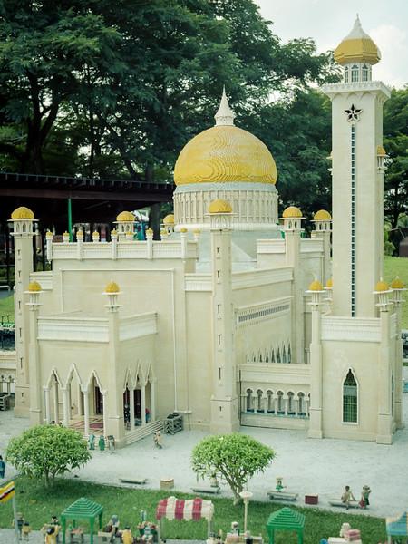 Turkish Mosque | Legoland | July 2016