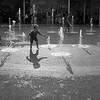 Synchronised Splashing