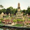 Stupa | Legoland | July 2016