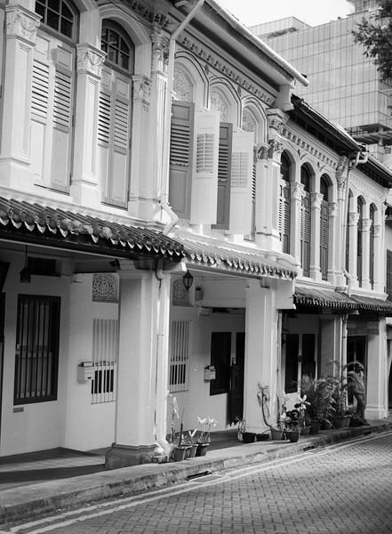 Emerald Hill   Singapore - July 2017