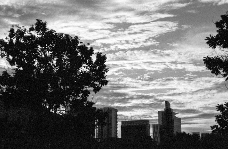 Newton skyline