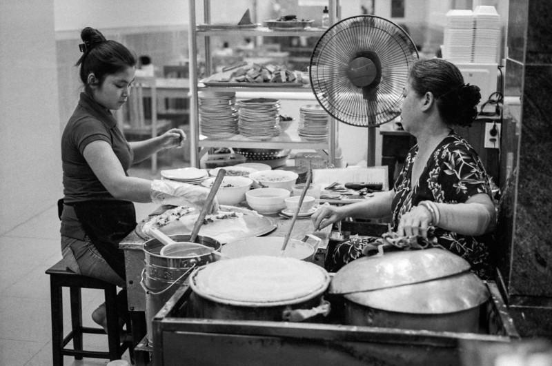 Hanoi Rice Rolls