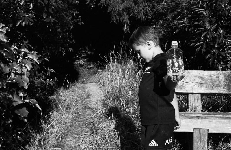 Water Bottle - Poppa's Bushwalk