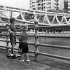 Max, Sam and the Colourful Bridge