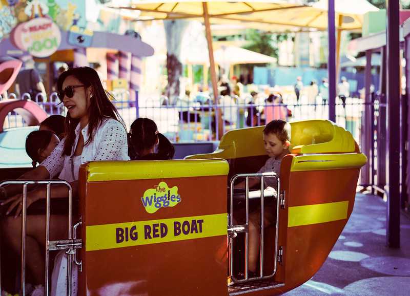Big Red Boat Ride