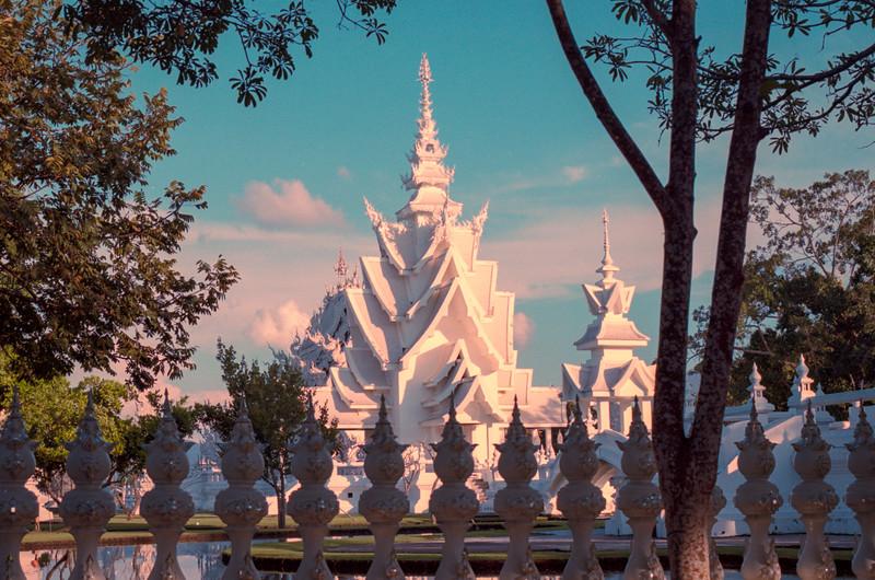 Wat Rong Khun   Chiang Rai   Thailand   November 2016