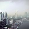 Rain over Singapore II