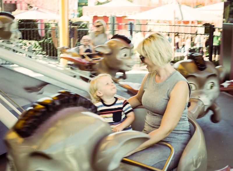 Donkey Ride with Sam